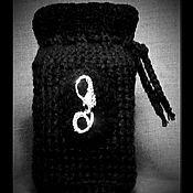 """Фен-шуй и эзотерика ручной работы. Ярмарка Мастеров - ручная работа Мешочек для Таро """"Змейка"""". Handmade."""