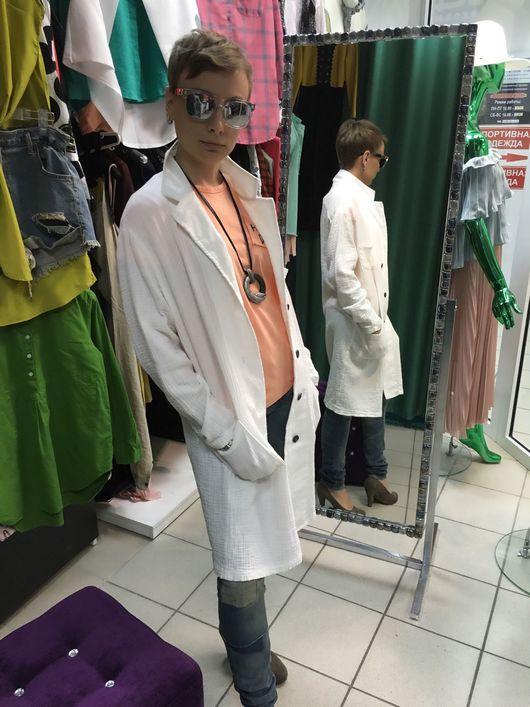 Пиджаки, жакеты ручной работы. Ярмарка Мастеров - ручная работа. Купить Стильный жакет лён. Handmade. Жакет, стильные вещи