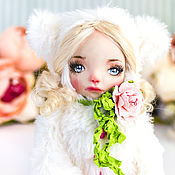Куклы и игрушки handmade. Livemaster - original item Copy of Copy of Alice collectible handmade doll, OOAK doll, art doll. Handmade.