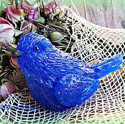 Косметика ручной работы. Ярмарка Мастеров - ручная работа Мыло Синяя Птица. Handmade.