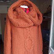 Одежда ручной работы. Ярмарка Мастеров - ручная работа Пальто Глостер. Handmade.