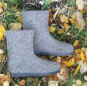 """Обувь ручной работы. Ярмарка Мастеров - ручная работа Валенки """"Рефлекс"""". Handmade."""