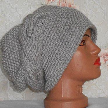 Accessories handmade. Livemaster - original item hat. Bini. Spokes.. Handmade.