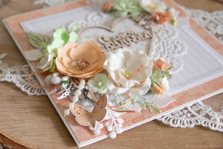 Авторские открытки на свадьбу москва