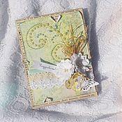 Открытки handmade. Livemaster - original item Postcard