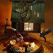Для дома и интерьера ручной работы. Ярмарка Мастеров - ручная работа Жилище гнома. Handmade.