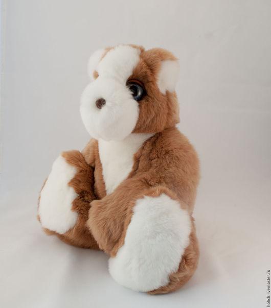 Куклы и игрушки ручной работы. Ярмарка Мастеров - ручная работа. Купить Мишутка мишка Тедди игрушка из натурального меха Большой 67 см. Handmade.