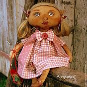 Куклы и игрушки ручной работы. Ярмарка Мастеров - ручная работа Аннушка.. Handmade.
