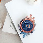 Украшения handmade. Livemaster - original item Brooch Coral reefs made of polymer clay. Handmade.
