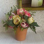 Цветы и флористика handmade. Livemaster - original item Topiary