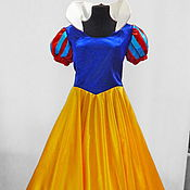 Одежда handmade. Livemaster - original item Snow White. Animator-actor suit. Handmade.