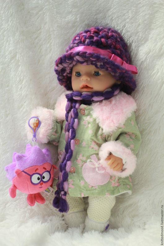 Одежда для кукол ручной работы. Ярмарка Мастеров - ручная работа. Купить Шляпка для куклы. Handmade. Шляпка, шляпа