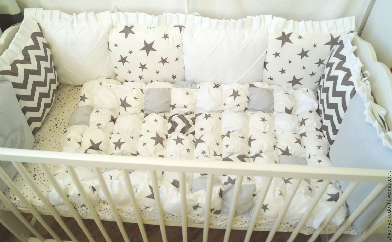 51cfa56389ad Как выбрать детские комплекты в кроватку?