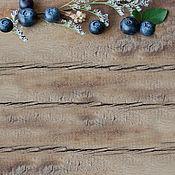 Фото ручной работы. Ярмарка Мастеров - ручная работа Фото: Фотофон виниловый Голубика.. Handmade.
