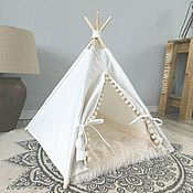 Зоотовары handmade. Livemaster - original item House for cats and dogs. Handmade.