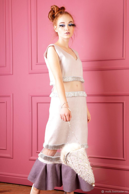 Felted dress, Dresses, Minsk,  Фото №1