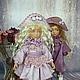Коллекционные куклы ручной работы. Я другой судьбы не знаю,только сцена и дорога.. Надежда Смирнова. Ярмарка Мастеров. Кукла в подарок