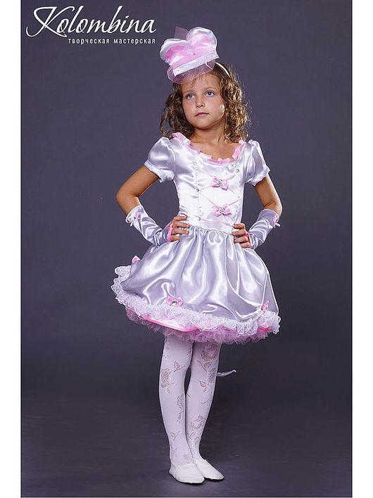 Детские карнавальные костюмы ручной работы. Ярмарка Мастеров - ручная работа. Купить карнавальный костюм мышки. Handmade. Серый, мышка