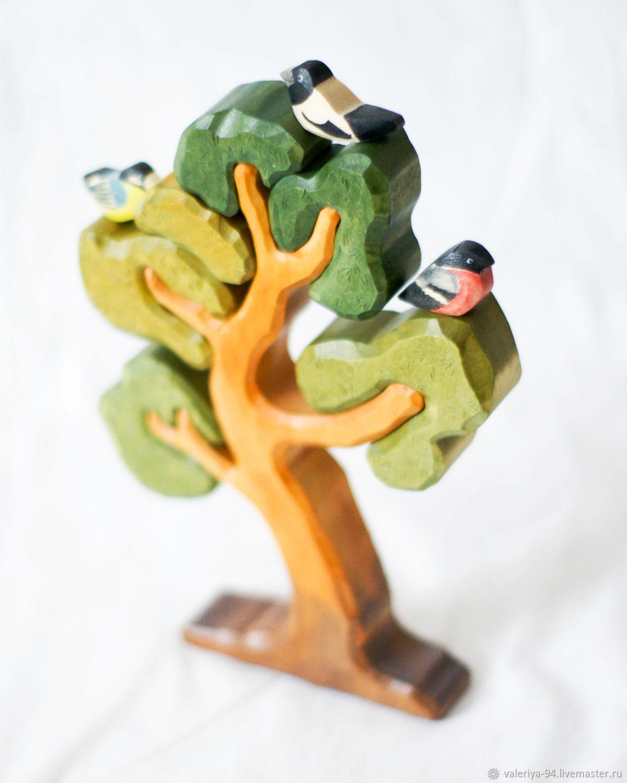 Большое разборное дерево сосна, Игровые наборы, Суоярви,  Фото №1