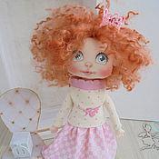 """Куклы и игрушки ручной работы. Ярмарка Мастеров - ручная работа Рыжик """" Маленькая принцесса"""". Handmade."""