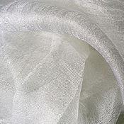 Материалы для творчества handmade. Livemaster - original item Silk Margilan gauze, sparse, width 90 cm. Handmade.