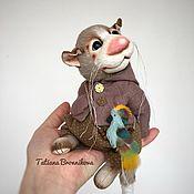 Куклы и игрушки ручной работы. Ярмарка Мастеров - ручная работа Кот Дипти. Handmade.