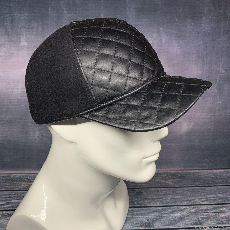 Men's demi-season baseball cap, Baseball caps, Moscow,  Фото №1