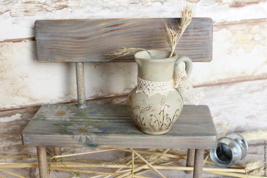 """Вазы ручной работы. Ярмарка Мастеров - ручная работа. Купить Вазочка """"Август"""". Handmade. Вазочка, купить вазочку, интерьерная вазочка"""