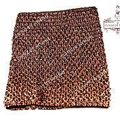 Материалы для творчества ручной работы. Ярмарка Мастеров - ручная работа Топ большой, коричневый, 2019. Handmade.