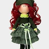 Материалы для творчества handmade. Livemaster - original item Sewing kits: Sewing kit doll Christina. Handmade.