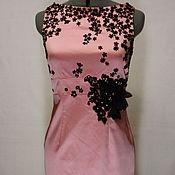 Одежда ручной работы. Ярмарка Мастеров - ручная работа Элегантное дизайнерское платье. Handmade.