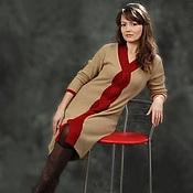 """Одежда ручной работы. Ярмарка Мастеров - ручная работа Платье """"Шик"""". Handmade."""