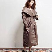 Одежда handmade. Livemaster - original item MUA insulated down jacket. Handmade.