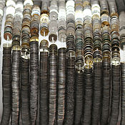 Материалы для творчества handmade. Livemaster - original item French sequins 4mm Etruscan Silver. Handmade.