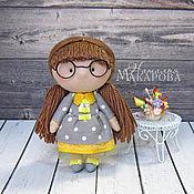 """Куклы и игрушки handmade. Livemaster - original item Textile doll, collection """"Raisins"""". Handmade."""