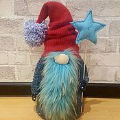 Мягкие игрушки ручной работы. Ярмарка Мастеров - ручная работа Мягкие игрушки: гномы. Handmade.