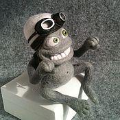 Куклы и игрушки ручной работы. Ярмарка Мастеров - ручная работа Крейзи Фрог.. Handmade.