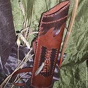 Субкультуры ручной работы. Ярмарка Мастеров - ручная работа набор лучника: колчан, наручь, перчатка. Handmade.