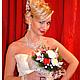 Заколки ручной работы. Заколка для волос со съемными ягодками. Наталья Fox Казакова (fleur-style). Ярмарка Мастеров. Белый