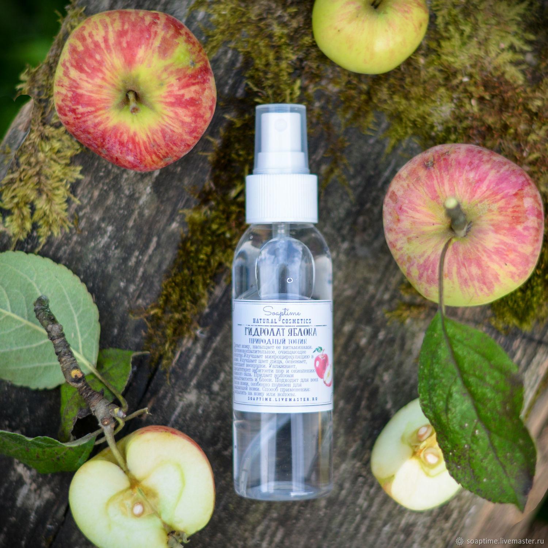 Гидролат яблока 100% натуральный природный тоник, Тоники, Москва,  Фото №1