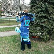 """Одежда ручной работы. Ярмарка Мастеров - ручная работа Пальто """"Пробуждение"""", авторское вязание. Handmade."""