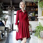 Одежда handmade. Livemaster - original item Dress, shirt dress, dress casual. Handmade.