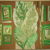 """Картины и панно ручной работы. Ярмарка Мастеров - ручная работа """"Под шелест листьев"""". Handmade."""