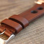 Украшения ручной работы. Ярмарка Мастеров - ручная работа Ремешок на ваши часы №18. Handmade.