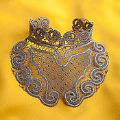 Collars handmade. Livemaster - original item Necklace-collar. Handmade.