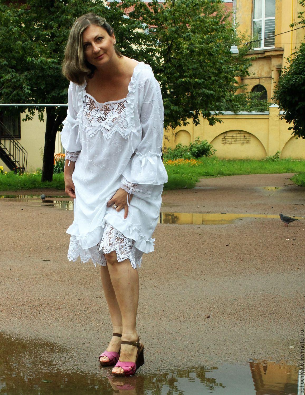 """Платье """"Летние мечты"""", Платья, Санкт-Петербург, Фото №1"""