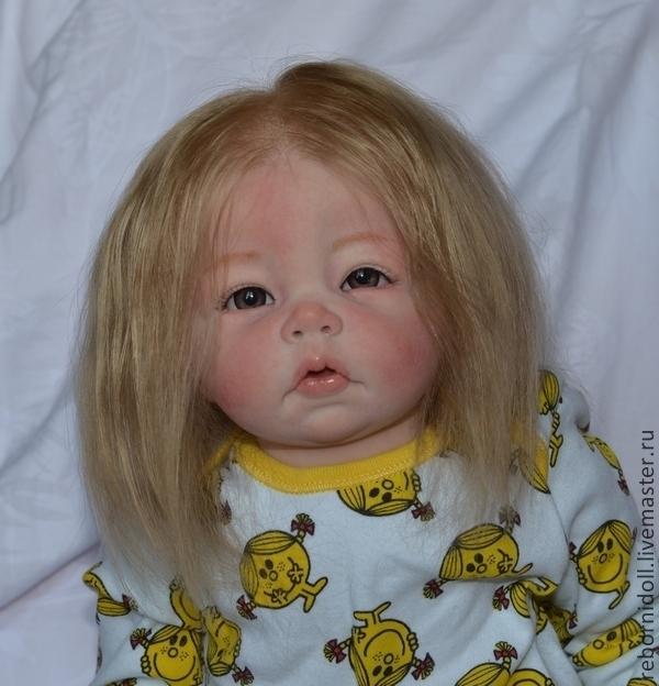 Смотреть кукла реборн лера ванилька