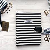 Канцелярские товары handmade. Livemaster - original item Folder for documents. Handmade.
