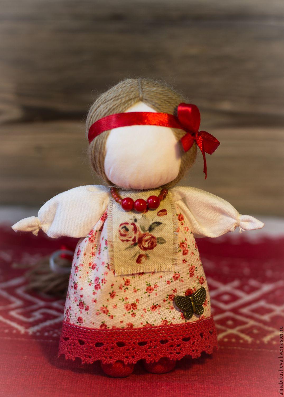 Как сделать тряпичную куклу мальчику