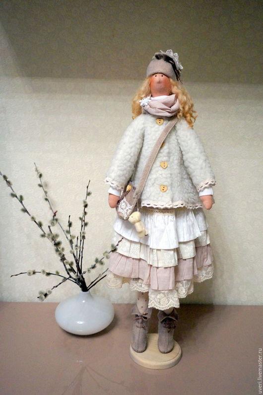 Куклы Тильды ручной работы. Ярмарка Мастеров - ручная работа. Купить Кукла тильда Дашенька. Handmade. Кукла ручной работы